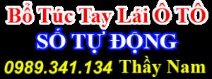 Dịch vụ dạy bổ túc tay lái Ô TÔ số tự động toàn TPHCM
