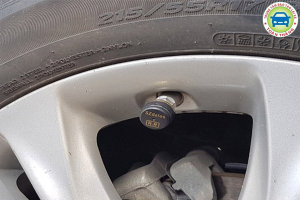 Cảm biến áp suất lốp