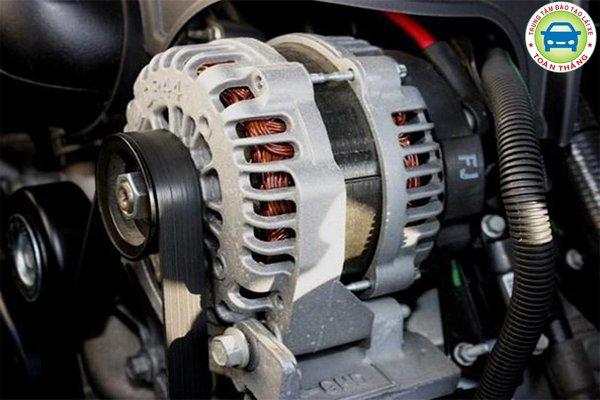 máy phát điện ô tô